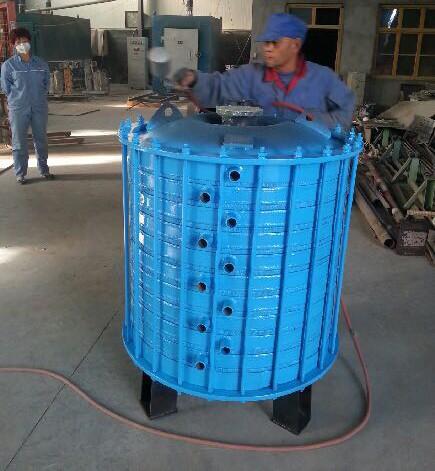 吉林搪四氟、喷涂氟塑料冷凝器