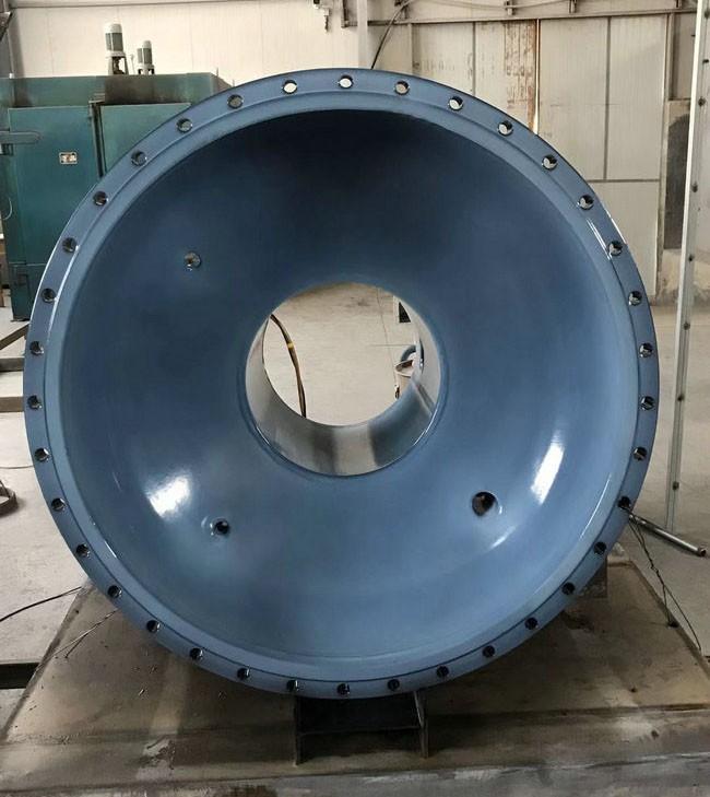 安微反应槽喷涂氟树脂