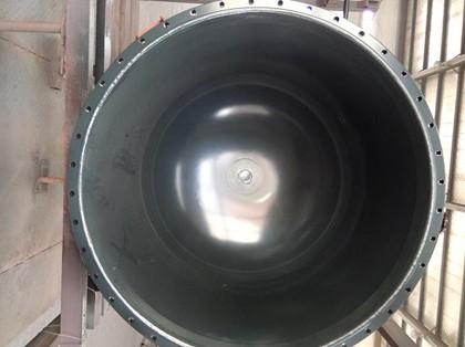 安微喷涂可溶四氟PFA反应罐