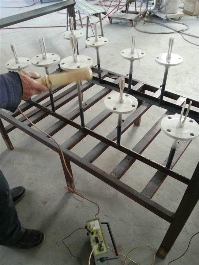 安微喷涂四氟温度计套管